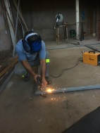 Pedro welding